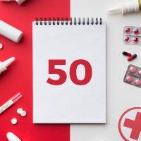 DIY: overlevingspakket 50 jaar vrouw maken