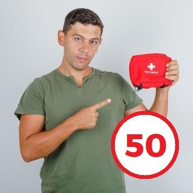 DIY: Overlevingspakket 50 jaar man