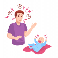 DIY Aanstaande papa survivalpakket vaderschap