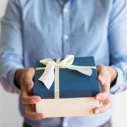 Persoonlijk cadeau Abraham 50 jaar