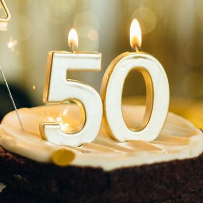 Gouden huwelijk: 50 jaar getrouwd kado ideeën